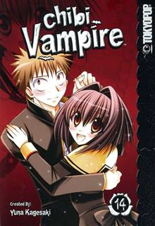 CHIBI VAMPIRE VOL 14 GN (MR)