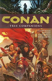 CONAN TP VOL 09 FREE COMPANIONS