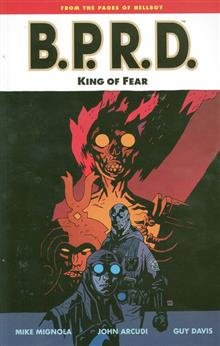 BPRD TP VOL 14 KING OF FEAR