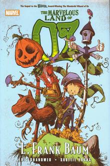 OZ MARVELOUS LAND OF OZ HC