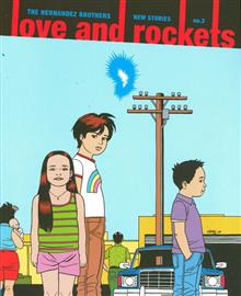 LOVE AND ROCKETS NEW STORIES TP VOL 03