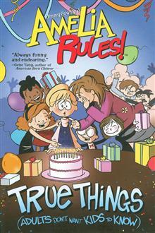 AMELIA RULES HC VOL 06 TRUE THINGS
