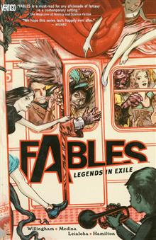 FABLES VOL 1 LEGENDS IN EXILE TP