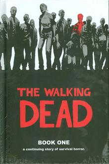 WALKING DEAD VOL 1 HC (MR)