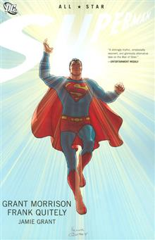 ALL STAR SUPERMAN TP * Essentials Sale