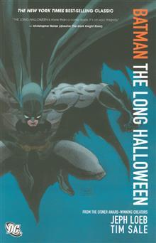 BATMAN THE LONG HALLOWEEN TP NEW ED
