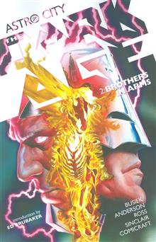 ASTRO CITY THE DARK AGE BOOK 02 BROTHERS IN ARMS
