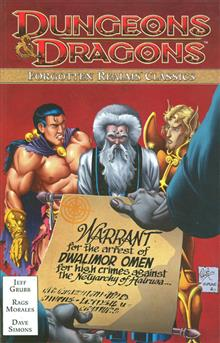 DUNGEONS & DRAGONS FORGOTTEN REALMS TP VOL 02