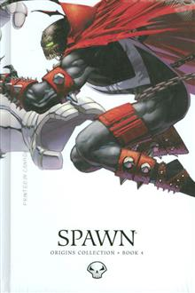 SPAWN ORIGINS HC VOL 04