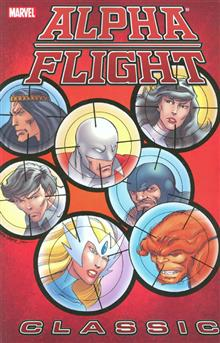 ALPHA FLIGHT CLASSIC TP VOL 02