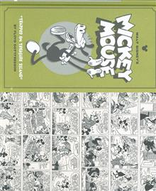 DISNEY MICKEY MOUSE HC VOL 02 TREASURE ISLAND