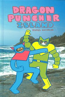 DRAGON PUNCHER HC BOOK 02 DRAGON PUNCHER ISLAND