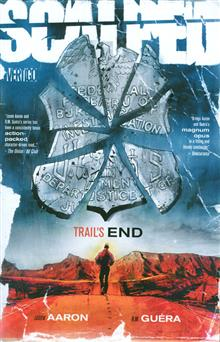 SCALPED TP VOL 10 TRAILS END (MR)