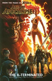 AGE OF APOCALYPSE TP VOL 01 X-TERMINATED