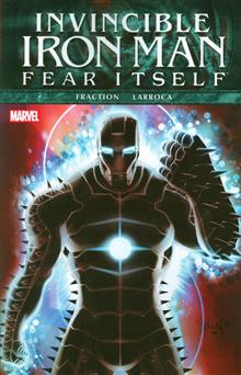 FEAR ITSELF TP IRON MAN