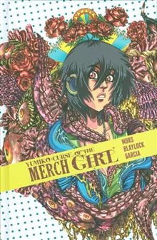 YUMIKO CURSE OF THE MERCH GIRL HC (MR)