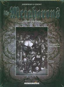 METABARONS ULTIMATE COLL ED (MR)