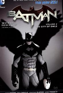 BATMAN TP VOL 02 THE CITY OF OWLS (N52)