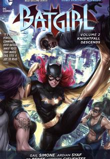 BATGIRL TP VOL 02 KNIGHTFALL DESCENDS (N52)