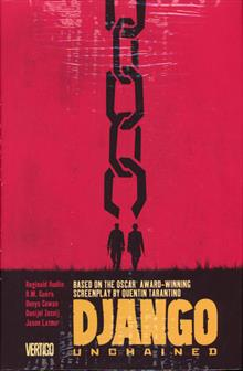 DJANGO UNCHAINED HC (MR)