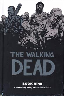WALKING DEAD HC VOL 09 (MR)