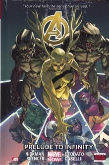 AVENGERS PREM HC VOL 03 PRELUDE TO INFINITY