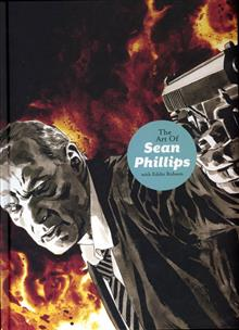 ART OF SEAN PHILLIPS HC (MR)