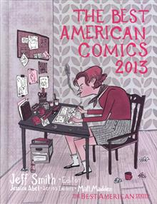 BEST AMERICAN COMICS HC 2013 (MR)