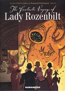 FANTASTIC VOYAGE OF LADY ROZENBILT HC (MR)