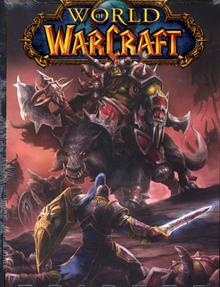 WORLD OF WARCRAFT TRIBUTE SC