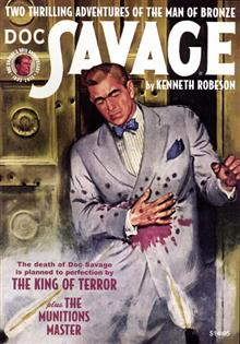 DOC SAVAGE DOUBLE NOVEL VOL 69