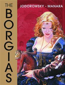 MANARA BORGIAS HC (MR) (C: 0-1-2)
