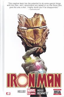 IRON MAN PREM HC VOL 05 RINGS OF MANDARIN