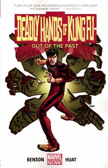 DEADLY HANDS OF KUNG FU TP OUT OF PAST