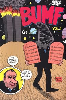BUMF GN VOL 01 I BUGGERED THE KAISER (MR)