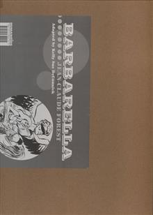 BARBARELLA DLX ED SUPER OVERSIZED HC (MR)