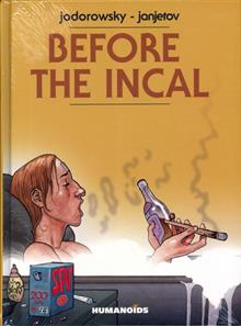 BEFORE THE INCAL HC NEW PTG (MR)