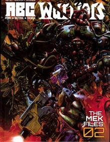 ABC WARRIORS MEK FILES HC VOL 02 (MR) (C: 0-0-1)