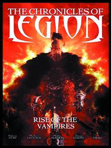 CHRONICLES OF LEGION HC VOL 01 (OF 4) (MR)