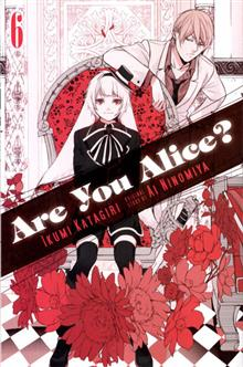 ARE YOU ALICE GN VOL 06