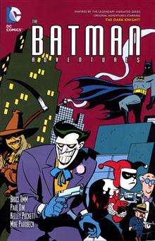 BATMAN ADVENTURES TP VOL 03