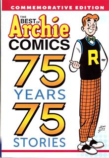 BEST OF ARCHIE COMICS 75 YEARS 75 STORIES TP