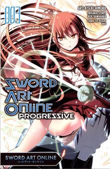 SWORD ART ONLINE PROGRESSIVE GN VOL 03