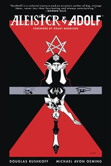 ALEISTER & ADOLF HC (MR)