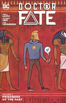 DOCTOR FATE TP VOL 02 PRISONERS OF THE PAST
