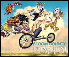 BLOOM COUNTY EPISODE XI A NEW HOPE TP
