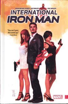 INTERNATIONAL IRON MAN PREM HC