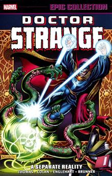 DOCTOR STRANGE EPIC COLLECTION TP SEPARATE REALITY