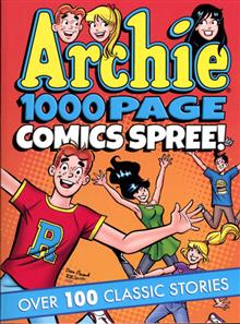 ARCHIE 1000 PAGE COMICS SPREE TP