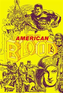 AMERICAN BLOOD GN (MR)